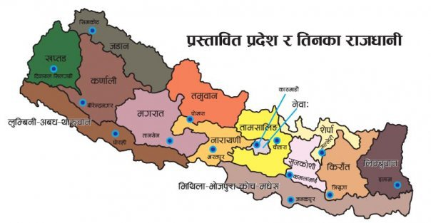 thesis on federalism in nepal